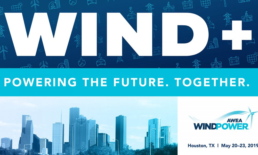 AWEA Wind Power convention